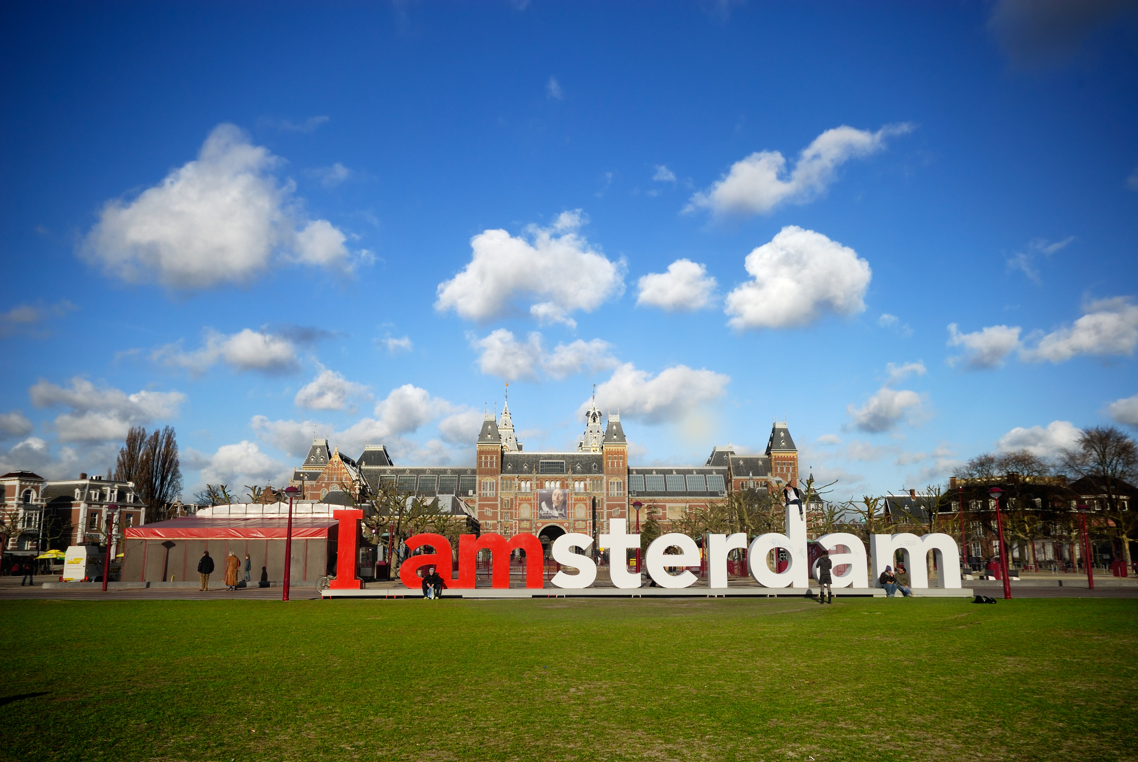 I AM Amsterdam, and YOU? | The Lighthouse